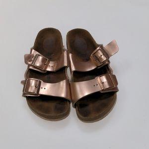 Birkenstock Pink Sandals Size 34
